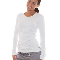 Windsor Long Sleeved Crewneck Tee