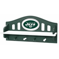 New York Jets Wooden Shelf (Jet Team)