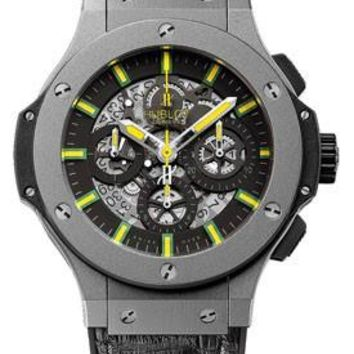 Hublot - Big Bang 44mm Aero Bang Niemeyer