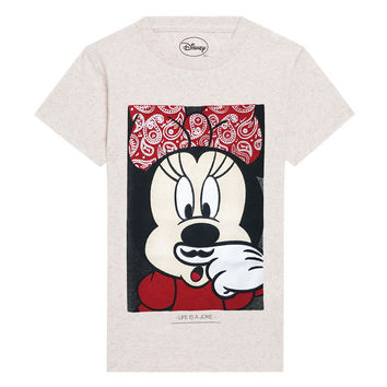 MINNA Disney Graphic T-Shirt