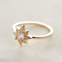 Windrose Ring by Rachael Ryen Gold 7. Rings