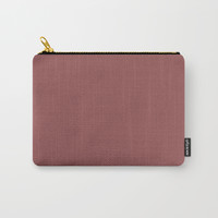 Marsala Carry-All Pouch by spaceandlines