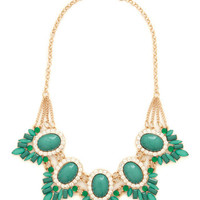 ModCloth Statement Reliably Refined Necklace