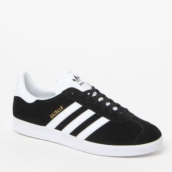 adidas Women's Black and White Gazelle Sneakers at PacSun.com
