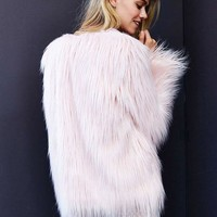 10 Glamorous Faux Fur Coats You Need This Season