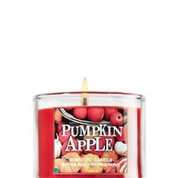 Mini Candle Pumpkin Apple