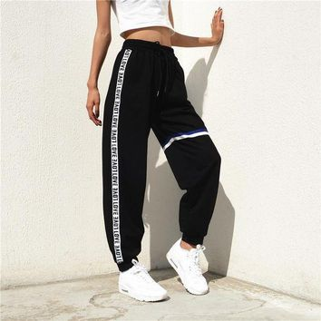 ONETOW Women's Fashion Summer Patchwork Casual Pants Scales [526039351311]