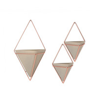 I liked this design on #Fab. Trigg Wall Vessels Set Of 3