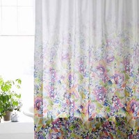 Plum & Bow Esha Floral Shower Curtain - Multi One