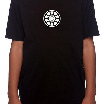 Arc Reactor Youth T-Shirt (XS - XL)