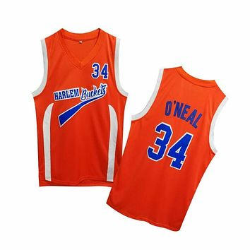 Shaquille O'Neal Movie Temple Hill Entertainment Big Fella Jerseys