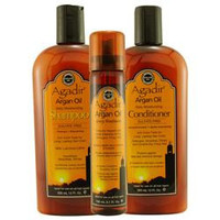 Argan Oil Daily Volumizing Shampoo- Sulfate Free 33.8 Oz