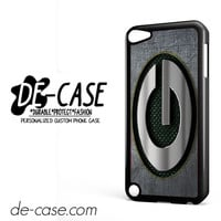 GreeNBAy Packers Steel DEAL-4887 Apple Phonecase Cover For Ipod Touch 5