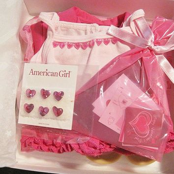 American Girl ``Valentine Party Outfit`` for 18`` doll -NO doll-