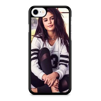 Selena Gomez 1 iPhone 8 Case
