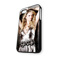 Beautiful Taylor Swift Signature iPhone 4/4S Case