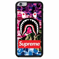 Supreme Bape Tripcamo iPhone 6 Plus / 6S Plus Case