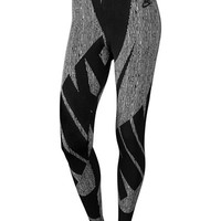 Nike Leg-A-See Glyph Printed Leggings - Pants - Women - Macy's