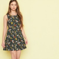 Tokyo Rodeo Capsule Collection - Floral Lace Dress
