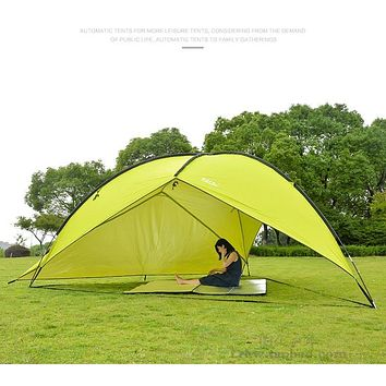 Waterproof UV Sun Shelter Canopy