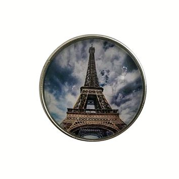 Eiffel Tower-Paris Snap Charm 20mm for Snap Jewelry