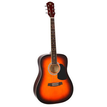 Rivertone Acoustic Guitar - Sunburst - London Drugs
