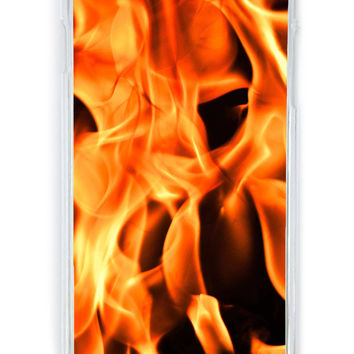 Flame iPhone 6 Case