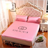 Gucci Collapsible - Ice mat - Three-piece - Single bed - Double bed Pink B-AA#-CBJF