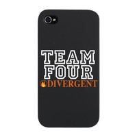 Team Four Divergent iPhone Snap Case
