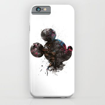 Mickey iPhone & iPod Case by Artsaren