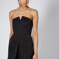 BANDEAU SKORT PLAYSUIT