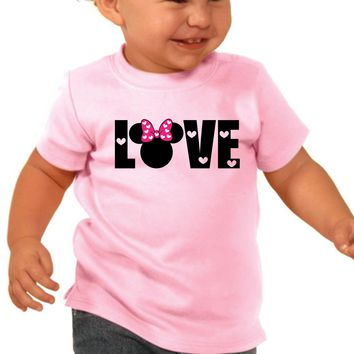 CLEARANCE VALENTINE Baby and Youth Tees
