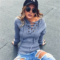 Slim Fit Knit Gray Top T Shirt