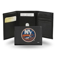 New York Islanders  Embroidered Trifold Wallet
