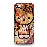 OBEY HELLO KITTY iPhone SE Case Cover