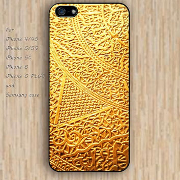 iPhone 6 case glitter Golden carving iphone case,ipod case,samsung galaxy case available plastic rubber case waterproof B214