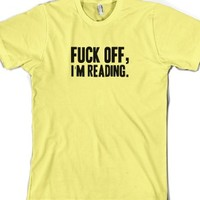 Lemon T-Shirt | Funny Bookworm Literary Shirts