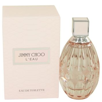 Jimmy Choo L'eau by Jimmy Choo Eau De Toilette Spray 3 oz