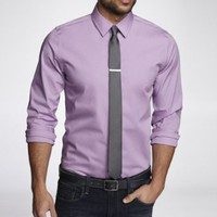 FITTED 1MX STRETCH COTTON SHIRT