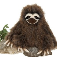 Fiesta Toys Sitting Three Toed Sloth - 7