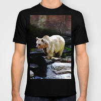 Brown Bear T-shirt by Moonshine Paradise