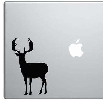 Beautiful Buck Decal - Animal Decals