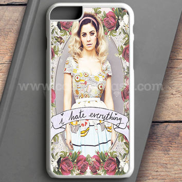 Marina And The Diamond - I Hate Everything iPhone 6S Plus Case | casefantasy