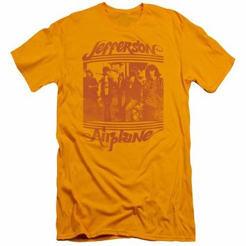 Jefferson Airplane Band Photo Vintage Style T-Shirt