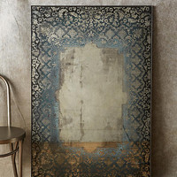 Dissolved Lace Mirror