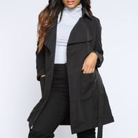 City Girl Jacket - Black