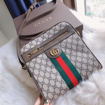 GUCCI Men's oblique Bag