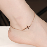 Stylish Accessory Korean Summer Cross Rack [11066525140]