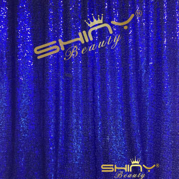 10FT* 11FT Royal Blue Sequin backdrops, Wedding backdrops, Party decoration, Sequin curtains, Sequin photo booth backdrop