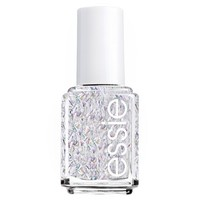 essie Encrusted Treasures Nail Polish - Peak of Chic (White)